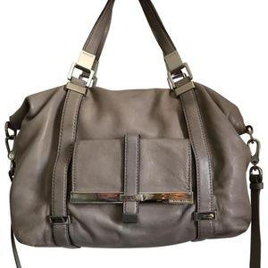Michael Kors Medium Leather Crossbody Bag